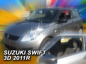 Owiewki SUZUKI Swift III 3d 2010-2017