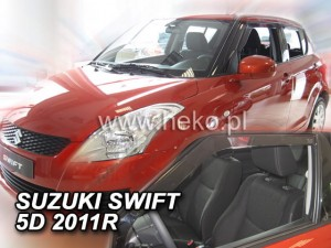 Owiewki SUZUKI Swift III 5d 11.2010-2017