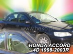 Wind deflectors HONDA Accord VI 4/5d 10.1998-2003 / Acura TL II 1999-2003