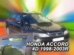 Wind deflectors HONDA Accord VI 4d 10.1998-2003 sedan (rear deflectors included)