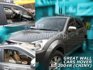Owiewki GREAT WALL Hover 5d 2004->