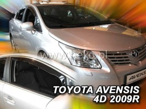 Owiewki TOYOTA Avensis T27 4/5d 2009->