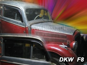 Wind deflectors DKW (F8) 1939-1942 (stick-on)