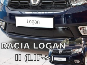 Winter cover DACIA Sandero II / Logan II 2017-> (bottom)