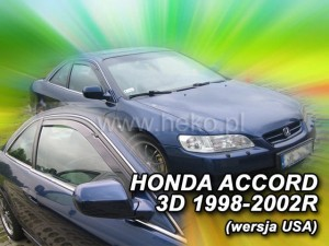 Owiewki HONDA Accord VI 3d 1998-2002 (USA)