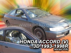 Owiewki HONDA Accord V 3d 1993-1998 (USA)