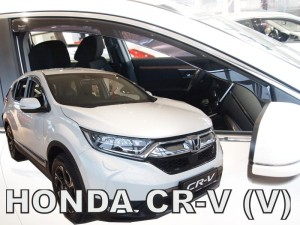Wind deflectors HONDA CR-V V 5d 2018->