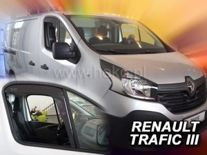 Carénages RENAULT Trafic III 2014-2019