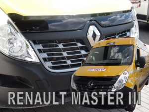 Wind deflector for front windscreen RENAULT Master LIF->2014-2019