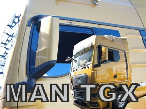 Carenados MAN Tgx 2020->