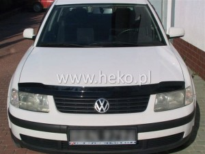 Wind deflector for front windscreen VOLKSWAGEN Passat 1997-2000 B5 (mounted with clips)