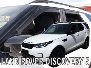 Wind deflectors ROVER LAND ROVER Discovery5 IV 5d 2017-> (rear deflectors included)