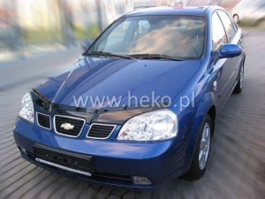 Wind deflector for front windscreen CHEVROLET Lacetti sedan 2005-> (stick-on)