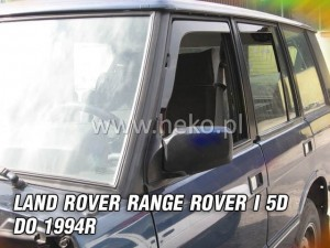 Owiewki LAND ROVER Range Rover I 3/5d ->1994