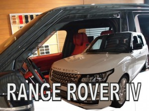 Wind deflectors LAND ROVER Range Rover IV 5d 2012-> (front only)