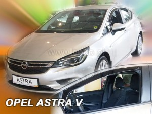 Wind deflectors OPEL Astra V K 5d htb 2015-> / Sports Tourer