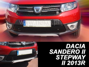 Winter cover DACIA Sandero II / Logan II / MCV II / Stepway 2013-2016