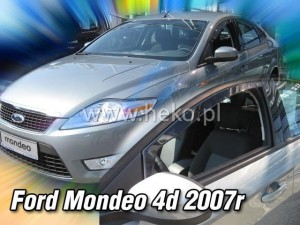 Wind deflectors FORD Mondeo MK4 4d / 5d 2007-2014 (front only)