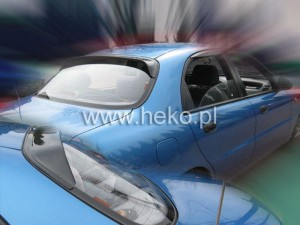 Wind deflector for rear windscreen DAEWOO Lanos 4d sedan