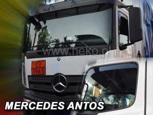 Wind deflectors MERCEDES Actros / Antos MP4 2012-> / Arocs 2013->