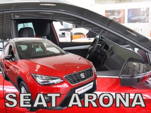 Wind deflectors SEAT Arona 5d 2017-> (front only)