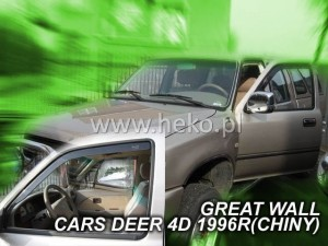 Owiewki GREAT WALL Deer 4d 1996->