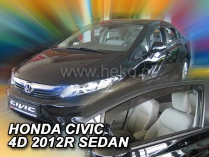 Owiewki HONDA Civic IX 4d 2012-2015 sedan