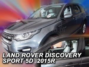 Wind deflectors LAND ROVER Discovery Sport 5d 2014->