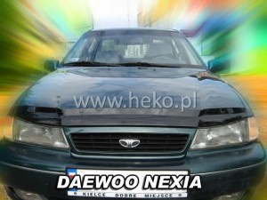 Wind deflector for front windscreen DAEWOO Nexia (stick-on)