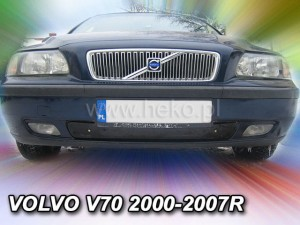 Winter cover VOLVO V70 2000-2005 (bottom)