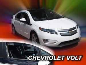 Wind deflectors CHEVROLET VOLT 5d 2010-2015