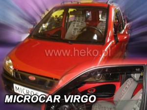 Owiewki AIXAM City Microcar Virgo