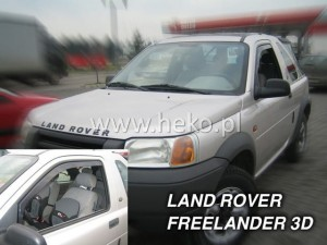 Wind deflectors LAND ROVER Freelander 3d 1998-2006