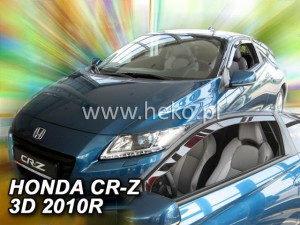Wind deflectors HONDA CR-Z 3d 2010->