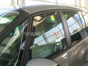 Wind deflectors RENAULT Espace IV / Grand 5d 2002-2014 (rear deflectors included)