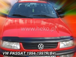 Wind deflector for front windscreen VOLKSWAGEN Passat 1994-1997 b4 (mounted with clips)