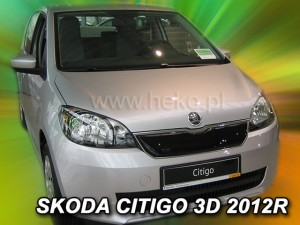 Winter cover SKODA Citigo 2012-2017