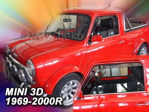 Wind deflectors MINI 3d 1969-2000 (front only)
