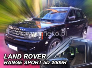 Owiewki LAND ROVER Range Rover Sport I 5d 2005-2012