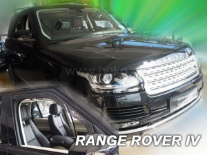 Wind deflectors LAND ROVER Discovery IV 5d 2009->