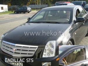 Wind deflectors CADILLAC STS 4d 2005-> (front only)