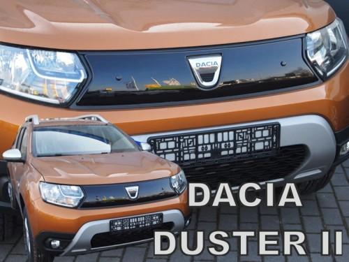 Winter cover DACIA Duster II 2018-> (top) (no camera)