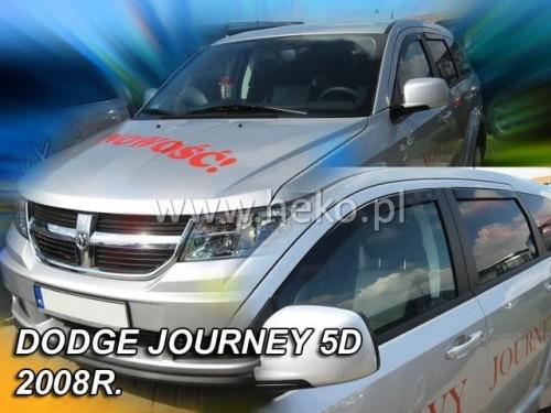 HEKO DEFLETTORI Dodge Journey dal 2008 FIAT FREEMONT dal 2011 5tür 2tlg 13409