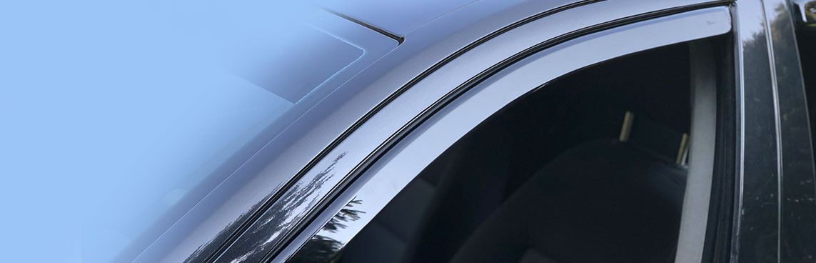 Wind Deflectors Daihatsu Grand Move 5D 96